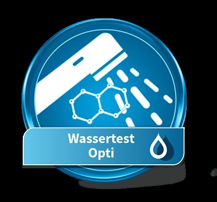 Wassertest Opti