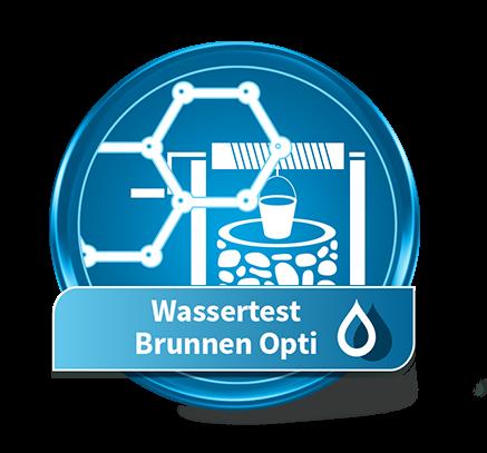 Wassertest Brunnen Opti