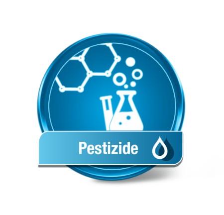 Wassertest Pestizide
